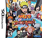 Naruto Shippuden: Shinobi Rumble Box Art