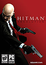 Hitman Absolution Box Art