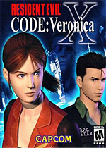 Resident Evil: Code Veronica X HD Box Art