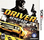 Driver: Renegade Box Art