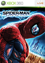 Spider-Man: Edge of Time Box Art