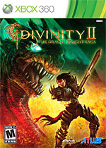 Divinity II: The Dragon Knight Saga Box Art