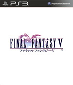 Final Fantasy V Box Art