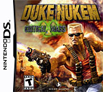 Duke Nukem: Critical Mass Box Art
