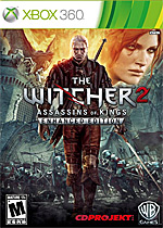The Witcher 2: Assassins of Kings Box Art
