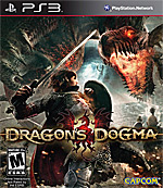 Dragon's Dogma Box Art