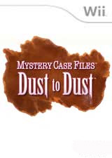 Mystery Case Files: Dust to Dust Box Art
