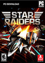 Star Raiders Box Art