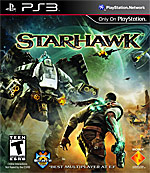 Starhawk Box Art
