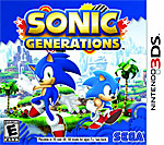 Sonic Generations Box Art