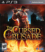 The Cursed Crusade Box Art