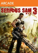 Serious Sam 3: BFE Box Art