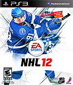 NHL 12 Box Art