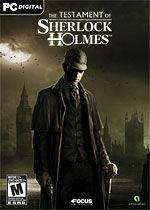 The Testament of Sherlock Holmes Box Art