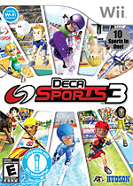 Deca Sports 3 Box Art