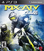 MX vs. ATV: Alive Box Art