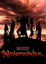 Dungeons & Dragons Neverwinter Box Art