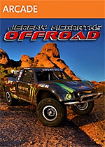 Jeremy McGrath's Offroad Box Art