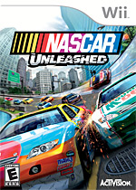 NASCAR Unleashed Box Art