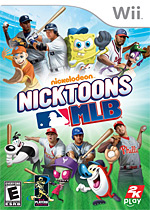 Nicktoons MLB Box Art