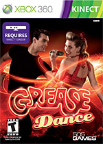 Grease Dance Box Art