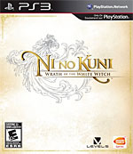 Ni No Kuni: Wrath of the White Witch Box Art
