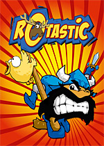 Rotastic Box Art