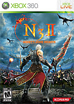 N3II Ninety-Nine Nights Box Art