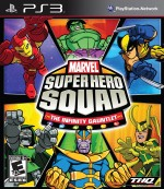 Marvel Super Hero Squad: Infinity Gauntlet Box Art