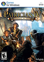 Patrician IV Box Art