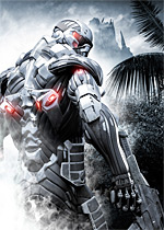 Crysis Console Box Art
