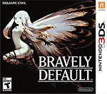 Bravely Default Flying Fairy Box Art