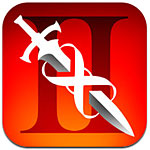Infinity Blade II Box Art