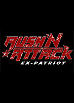 Rush'N Attack Ex-Patriot Box Art