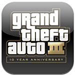 Grand Theft Auto III: 10 Year Anniversary Edition Box Art