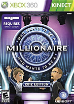 Who Wants To Be A Millionaire Box Art