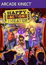 Happy Action Theater Box Art