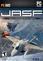 JASF: Jane's Advanced Strike Fighters Box Art