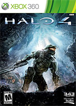 Halo 4 Box Art