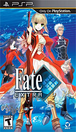 Fate / Extra Box Art