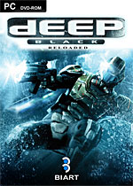 Deep Black: Reloaded Box Art