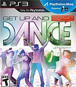 Get up and Dance Box Art