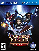Dungeon Hunter: Alliance Box Art