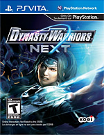 Dynasty Warriors Next Box Art