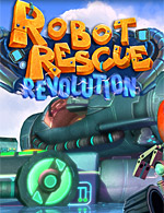 Robot Rescue Revolution Box Art
