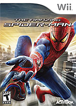 The Amazing Spider-Man Box Art