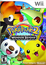 PokéPark 2: Wonders Beyond Box Art