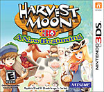 Harvest Moon: A New Beginning Box Art