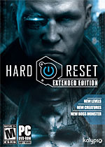 Hard Reset: Extended Edition Box Art