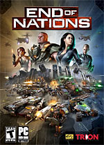 End of Nations Box Art